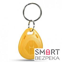 Брелок Atis RFID KEYFOB MF Yellow