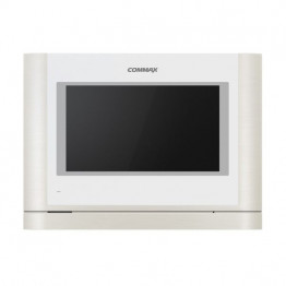 Видеодомофон Commax CDV-704MA white+pearl