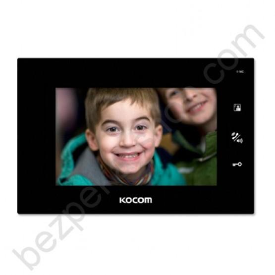 Видеодомофон KCV-A374 monoSD(black)
