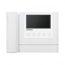 Видеодомофон Commax CDV-43MH white+white
