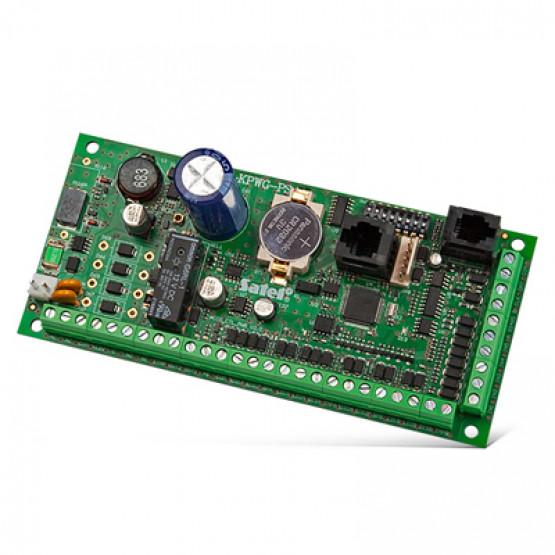Контроллер Satel ACCO-KPWG-PS для системы контроля доступа