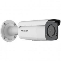 IP-видеокамера 4 Мп Hikvision DS-2CD2T47G2-L (C) (4 мм) ColorVu для системы видеонаблюдения