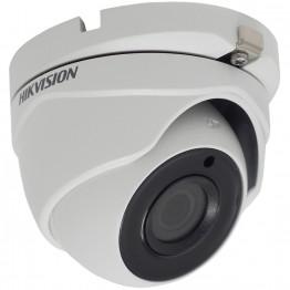 HD-TVI видеокамера 2 Мп Hikvision DS-2CE56D8T-ITMF (2.8 мм) Ultra-Low Light с поддержкой PoC для системы видеонаблюдения