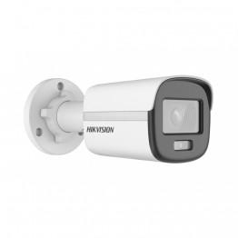 IP-видеокамера 2 Мп Hikvision DS-2CD1027G0-L (2.8 мм) ColorVu для системы видеонаблюдения