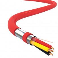 Огнеупорный ПВХ кабель УкрПожКабель J-Y(St)Y 10x2x0.8