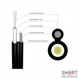 Оптический кабель Finmark UT004-SM-18 на стальной проволоке