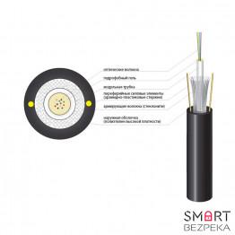 Оптический кабель Finmark UT012-SM-15 LSZH