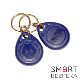 Ключ-брелок EM-Marine синий