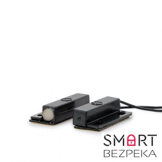 Датчик открытия магнитоконтактный Электрон ЕСМК-1 черный