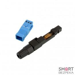 Оптический коннектор Cor-X Fast connector SC/UPC-FTTH-02 - Фото № 20
