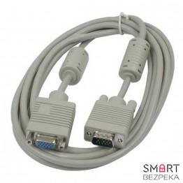 Удлинитель VGA 3м Cablexpert CC-PPVGAX-10B - Фото № 3
