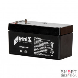 Аккумулятор Trinix АКБ 12V 12Ah