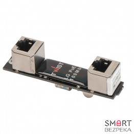 Модуль защиты порта Ethernet PoE TWIST-LG-PoE-100Mb-2U