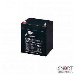 Аккумуляторная батарея RITAR AGM RT1250 black 12V 5.0Ah