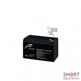Аккумуляторная батарея RITAR AGM RT1270 black 12V 7.0Ah - Фото № 15