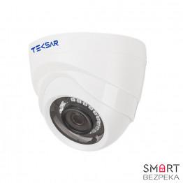 Видеокамера AHD купольная Tecsar AHDD-20F3M-light