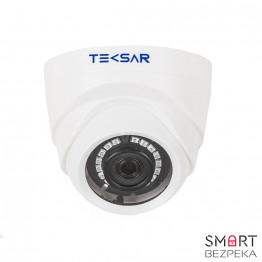 Видеокамера AHD купольная Tecsar AHDD-20F3M-light - Фото № 7
