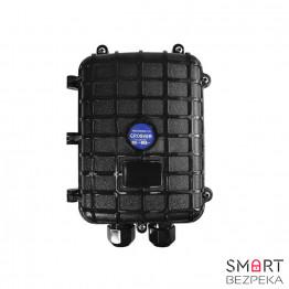 Муфта оптическая Crosver FOSC-M023/24-1-12