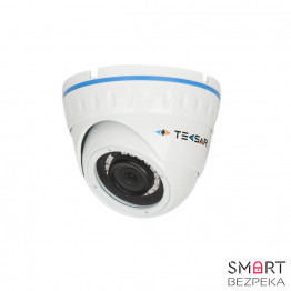 Видеокамера AHD купольная Tecsar AHDD-20F1M-out (2.8 мм)
