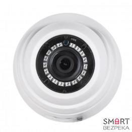 Видеокамера AHD купольная Tecsar AHDD-20F1M-out (2.8 мм) - Фото № 2
