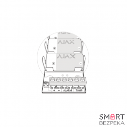 Беспроводной модуль для интеграции сторонних датчиков Ajax Transmitter - Фото № 3