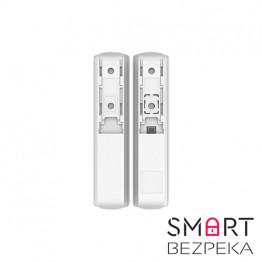 Датчик открытия двери/окна с сенсором удара и наклона Ajax DoorProtect Plus белый - Фото № 5