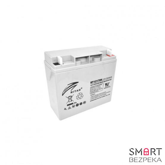 Аккумуляторная батарея RITAR AGM RT12170H 12V 17.0Ah