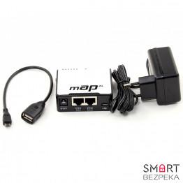 Маршрутизатор Mikrotik RBmAP2n - Фото № 20