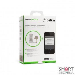 Комплект Belkin WeMo Switch + Motion (переключатель + датчик движения) - Фото № 19