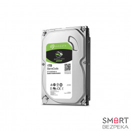 Жесткий диск 3.5 Seagate BarraCuda HDD 1TB 7200rpm 64MB ST1000DM010 SATA III - Фото № 14