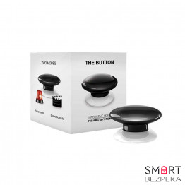 Кнопка управления Z-Wave Fibaro The Button black FIBEFGPB-101-2