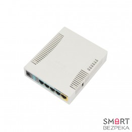 Маршрутизатор Mikrotik RouterBoard RB951Ui-2HnD - Фото № 10
