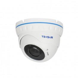 Видеокамера AHD купольная Tecsar AHDD-30V4M-out