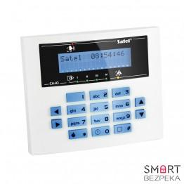 Проводная светодиодная клавиатура Satel СА-10 КLCD-S