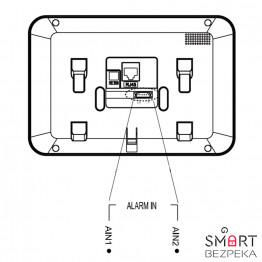 IP видеодомофон Hikvision DS-KH6210(L)