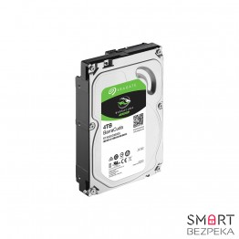Жесткий диск 3.5 Seagate BarraCuda HDD 4TB 7200rpm 64MB ST4000DM005 SATA III - Фото № 2