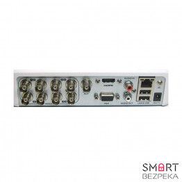 Видеорегистратор 8-канальный Hikvision Turbo HD+AHD DS-7108HQHI-F1/N
