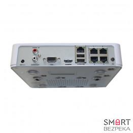 IP Сетевой видеорегистратор 4-канальный Hikvision DS-7104NI-SN/P - Фото № 20