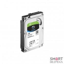 Жесткий диск 3.5 Seagate SkyHawk HDD 4TB 5900rpm 64MB ST4000VX007 SATAIII