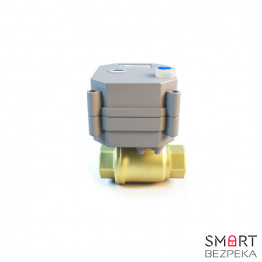 Шаровой кран Z-Wave с электроприводом Сonnect Home 3/4 - СН-601