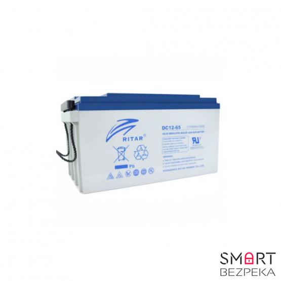 Аккумуляторная батарея RITAR AGM DC12-65 12V 65.0Ah