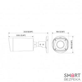 Уличная IP-камера Dahua DH-IPC-HFW2320RP-VFS - Фото № 4