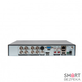 Гибридный видеорегистратор AHD Tecsar HDVR B8CH4A-QHD 12fps