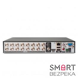 Гибридный видеорегистратор AHD Tecsar HDVR B16CH2A-QHD - Фото № 4