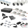 Комплект видеонаблюдения Tecsar 6OUT-MIX - Фото №9