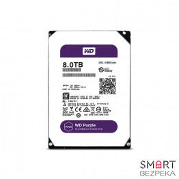 Жесткий диск Western Digital Purple 8TB 128MB WD80PURZ 3.5 SATA III