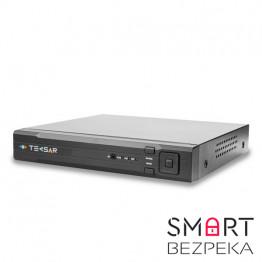 Комплект IP видеонаблюдения Tecsar IP 3DOME LUX - Фото № 7