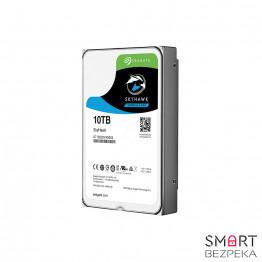Жесткий диск 3.5 Seagate SkyHawk HDD 10TB 7200rpm 256MB ST10000VX0004 SATAIII