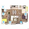 Беспроводная сигнализация для квартиры 5 датчиков - Фото №3