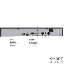 IP Сетевой видеорегистратор 32-канальный Hikvision DS-7632NI-I2 - Фото № 7